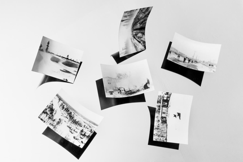 Postcards from the city Raduzhnyy