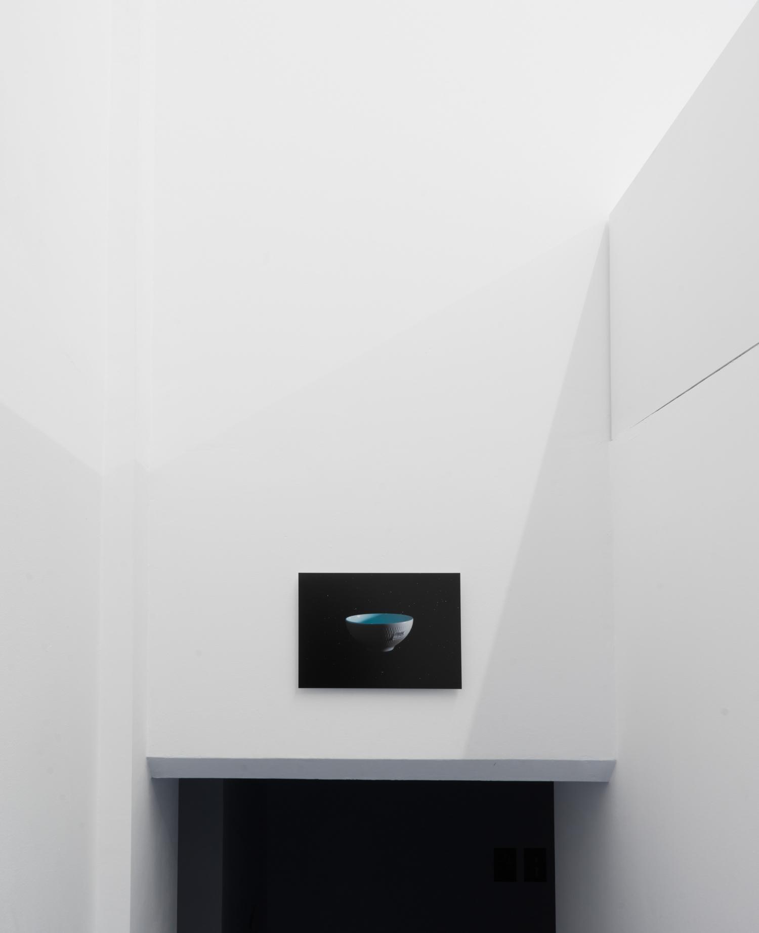Utopia (2018) Inject print on semi-gloss paper; bonded on 3mm Dibond - 35x25cm